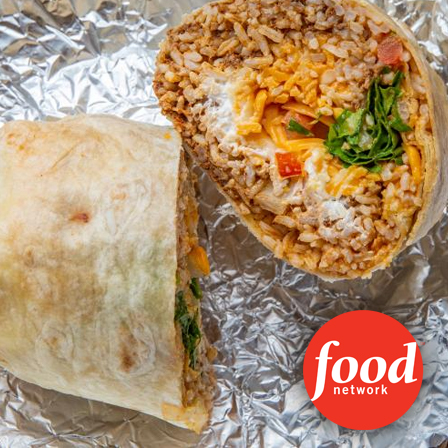 Best Burritos in the Country #21