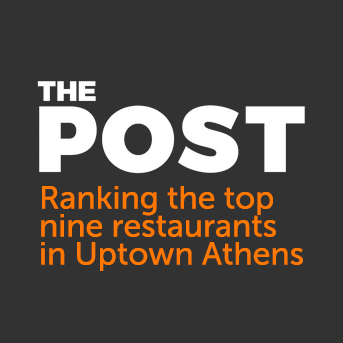 Ranking the top nine restaurants in Uptown Athens